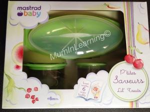 P'tites saveurs Mastrad Baby