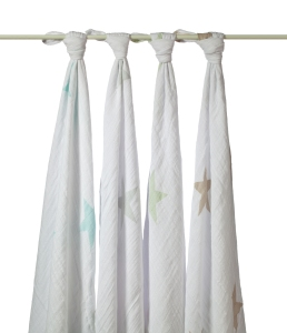 classic swaddle 4 pack super star scout hanging