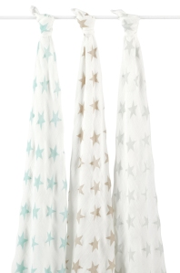 bamboo milky way swaddles